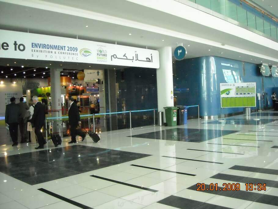Dubai Abu Dhabi – Environmental Exhibition