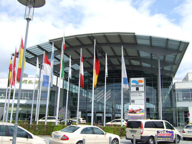 IFAT 2008 Environmental Protection Exhibition in Munich, Germany