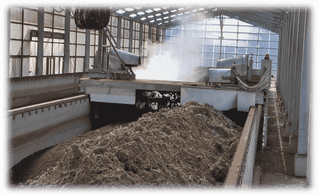 organic waste treatment